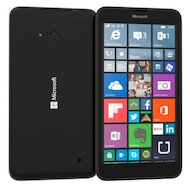Фото Смартфон Microsoft Lumia 640 LTE SS Black