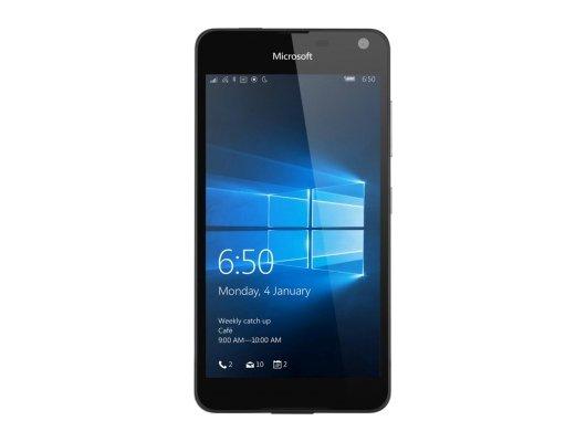 Смартфон Microsoft Lumia 650 SS Black