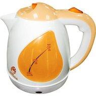 Фото Чайник электрический  Василиса Т1-1500 белый/персиковый