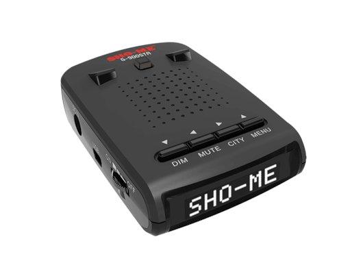 Радар детектор Sho-Me G-900 STR Blue