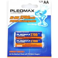 Аккумулятор SAMSUNG Pleomax AA 2700mAh Ni-Mh 2шт. (HR06-2BL)