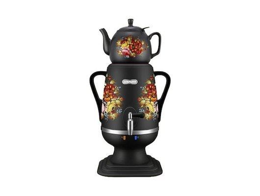 Чайник электрический  ДОБРЫНЯ ДО-416 хохлома