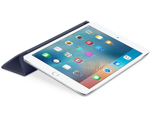 Чехол для планшетного ПК Apple iPad mini 4 Smart Cover - Midnight Blue (MKLX2ZM/A)
