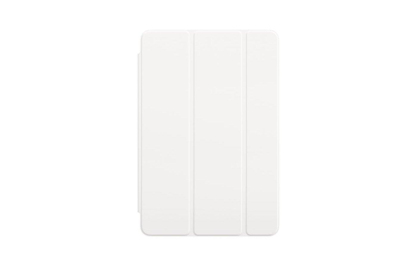 Чехол для планшетного ПК Apple iPad mini 4 Smart Cover - White (MKLW2ZM/A)
