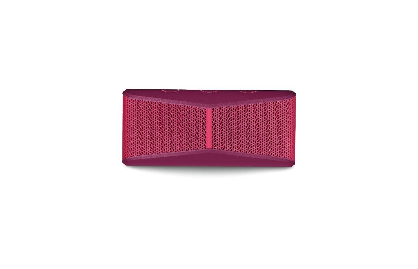 Колонка Logitech X300 красная