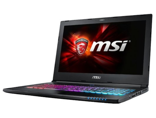 Ноутбук MSI GS60 6QD (MS-16H8) /GS60 6QD-256RU/