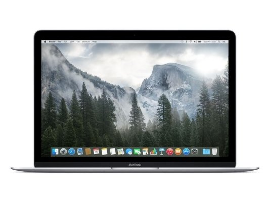 Ноутбук Apple MacBook 12 /Z0QT0001U/