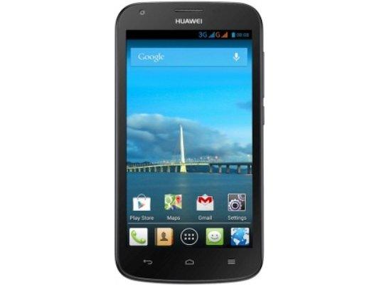 Смартфон Huawei Ascend Y600 U20 Black