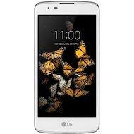 Смартфон LG K8 LTE K350 white white