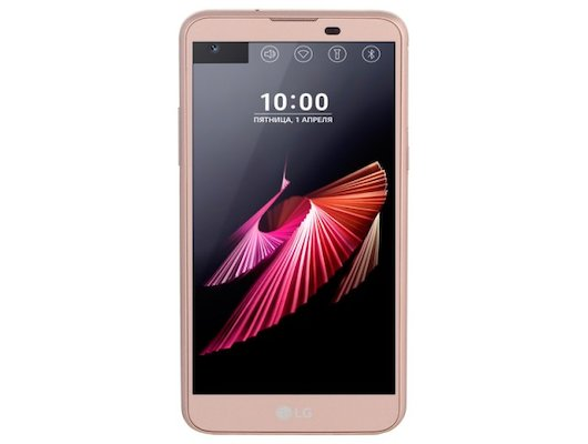 Смартфон LG X View K500DS pink gold