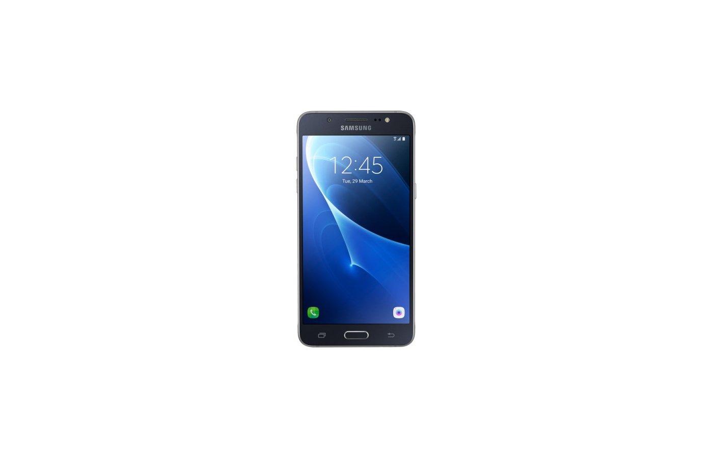 Смартфон Samsung Galaxy J5 (2016) SM-J510F черный