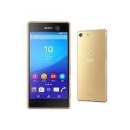 Фото Смартфон SONY Xperia M5 Dual Gold