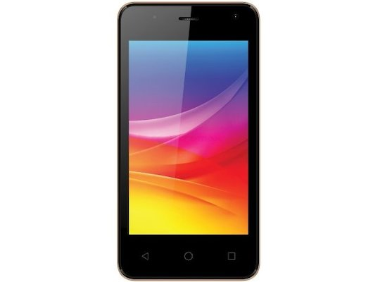 Смартфон Micromax Q401 Canvas Pace mini Coffee