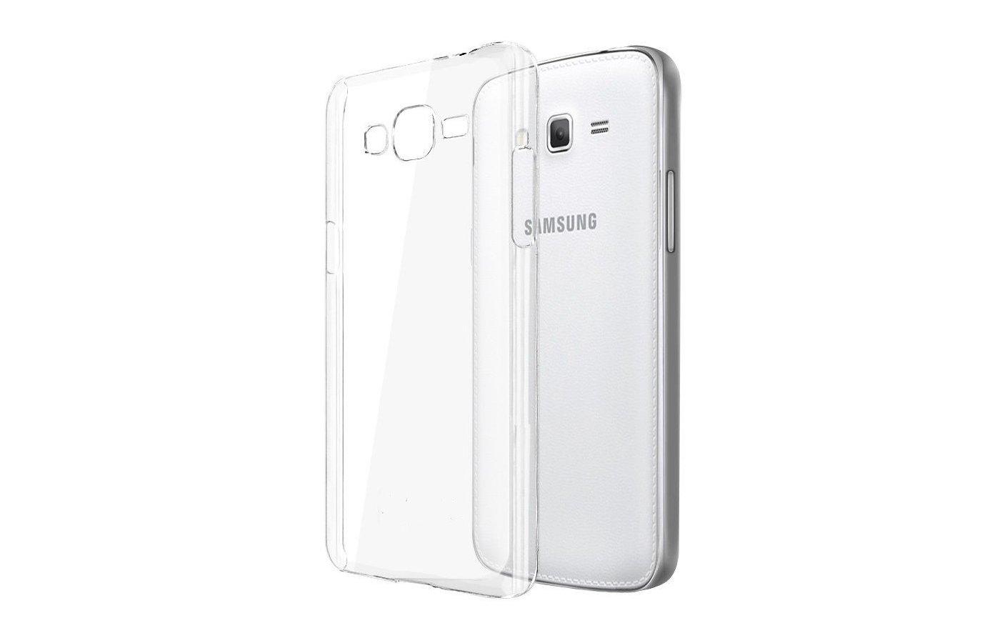 Чехол iBox Crystal для Samsung Galaxy Grand Prime (G530/G531)
