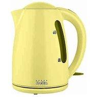 Чайник электрический  DELTA DL-1302 желтый