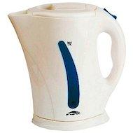Чайник электрический  DELTA ЭЛЬБРУС-2 белый/синий