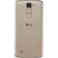 Фото Смартфон LG K8 LTE K350 black gold