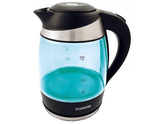 Чайник электрический  StarWind SKG 2219 бирюзовый