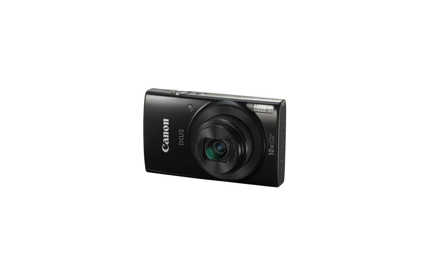 Фотоаппарат компактный CANON IXUS 180 черный
