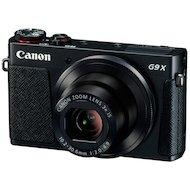 Фотоаппарат компактный CANON PowerShot G9 X Black