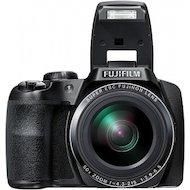 Фото Фотоаппарат компактный FujiFilm FinePix S9900W Black