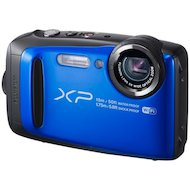 Фото Фотоаппарат компактный FujiFilm FinePix XP90 Blue