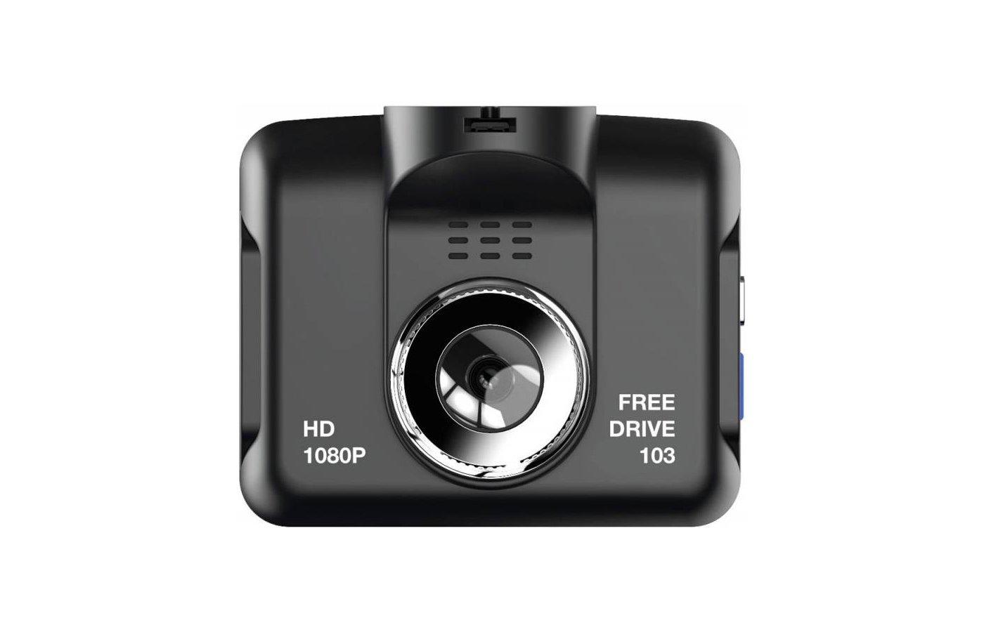 Видеорегистратор Digma FreeDrive 103 Black