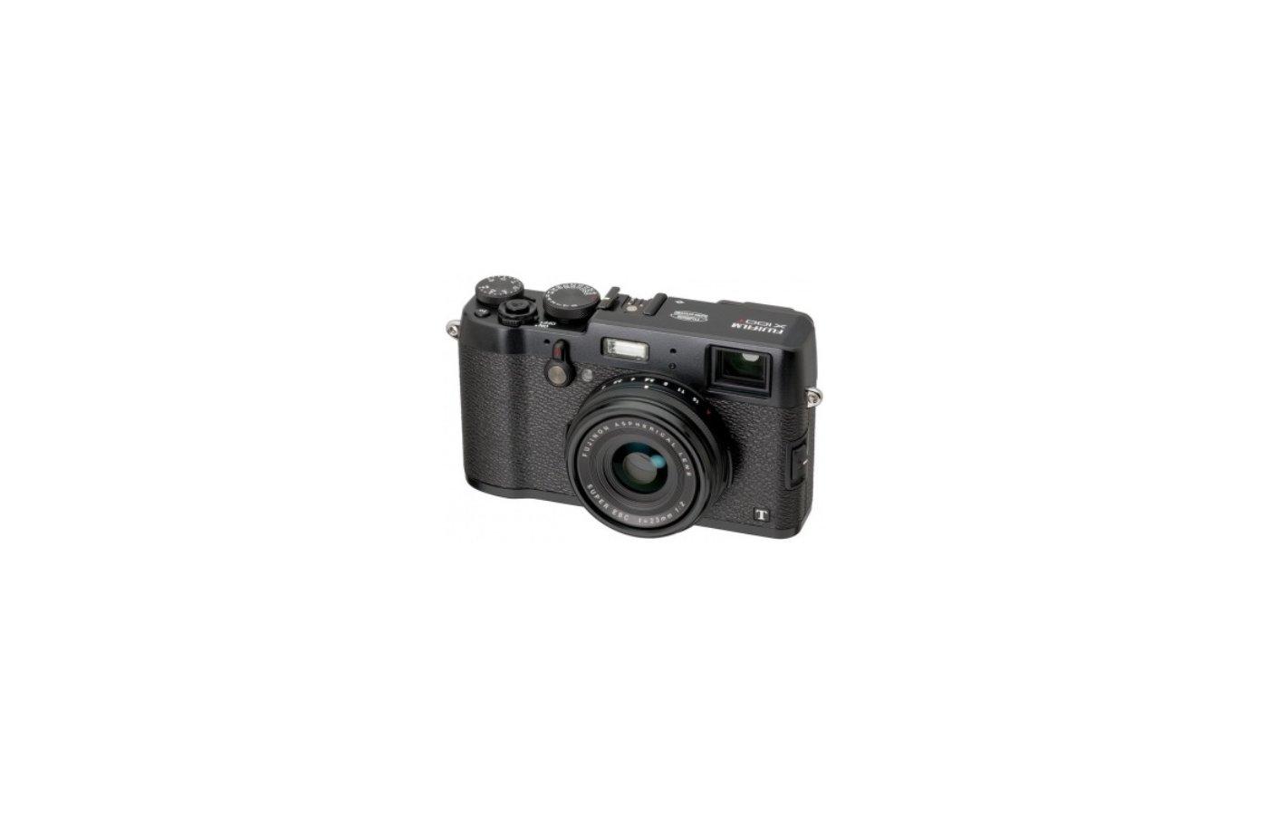 Фотоаппарат компактный FujiFilm X100T black