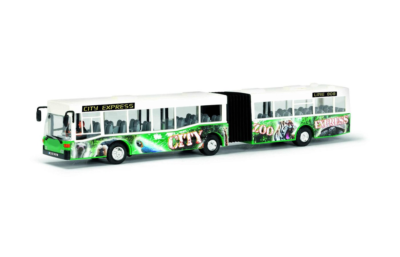 Машинка DICKIE 3827000 Автобус 40см