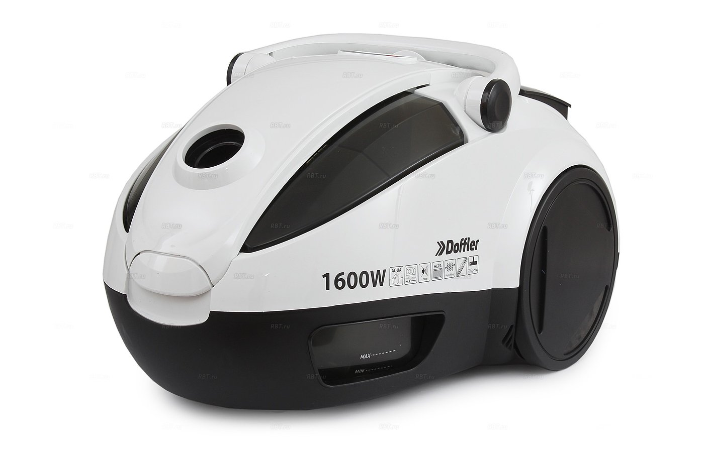 Пылесос DOFFLER VCA 1608 WHITE