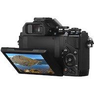 Фото Фотоаппарат со сменной оптикой OLYMPUS OM-D E-M10 Body black