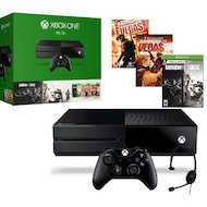 Фото Xbox One 1 ТБ + Rainbow Six Siege + Rainbow Six Vegas + Rainbow Six Vegas 2