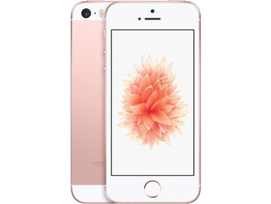 Смартфон Apple iPhone SE 16Gb Rose Gold MLXN2RU/A