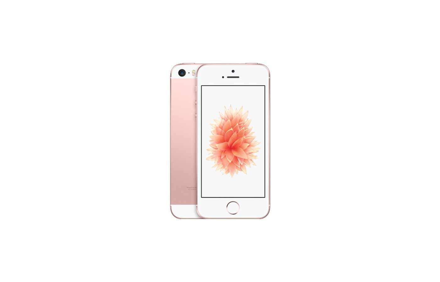 Смартфон Apple iPhone SE 16Gb Rose Gold MLXN2RU/A