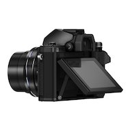 Фото Фотоаппарат со сменной оптикой OLYMPUS OM-D E-M10 Mark II Body black