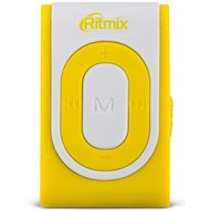 Фото МР3 плеер Ritmix RF-2400 4Gb white/yellow