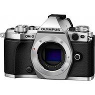 Фотоаппарат со сменной оптикой OLYMPUS OM-D E-M5 Mark II Body Silver