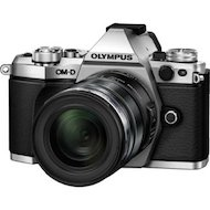 Фотоаппарат со сменной оптикой OLYMPUS OM-D E-M5 Mark II Kit (E-M5 Mark II Body silver + EZ-M1250 black )