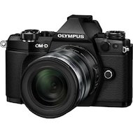 Фотоаппарат со сменной оптикой OLYMPUS OM-D E-M5 Mark II Kit (E-M5 Mark II Body black + EZ-M1250 black )
