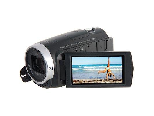 Видеокамера SONY HDR-CX625 black
