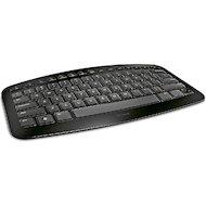 Клавиатура беспроводная Microsoft Retail Arc USB (J5D-00014) чёрная