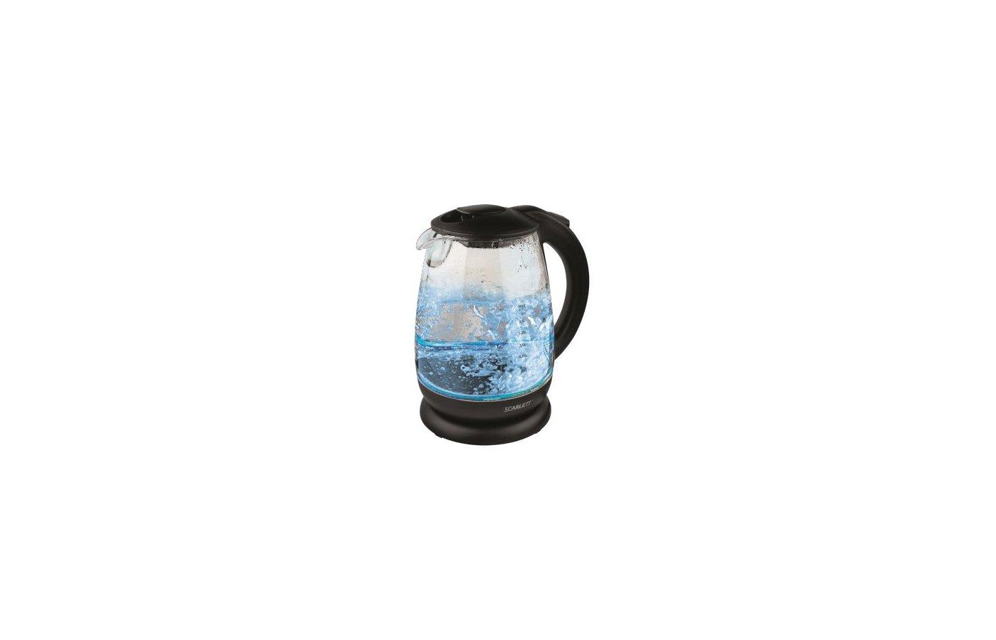 Чайник электрический Scarlett SC-EK27G15