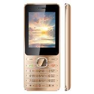 Фото Мобильный телефон Vertex D508 золото/металлик