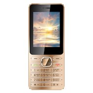 Мобильный телефон Vertex D508 золото/металлик