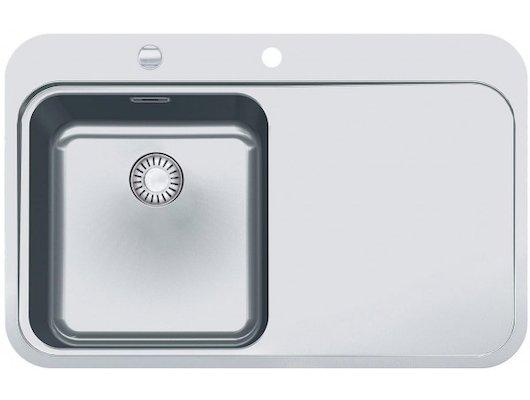 Кухонная мойка FRANKE SNX 211 левый