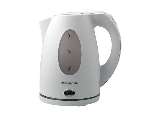 Чайник электрический  POLARIS PWK 1574 CL белый