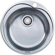 Кухонная мойка FRANKE RON 610-41 cтоп-вентиль 3.5 + комплект для монтажа