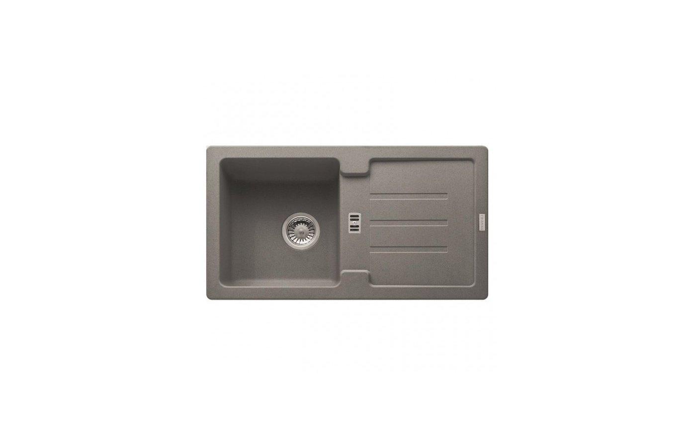 Кухонная мойка FRANKE Strata 614-78 серый