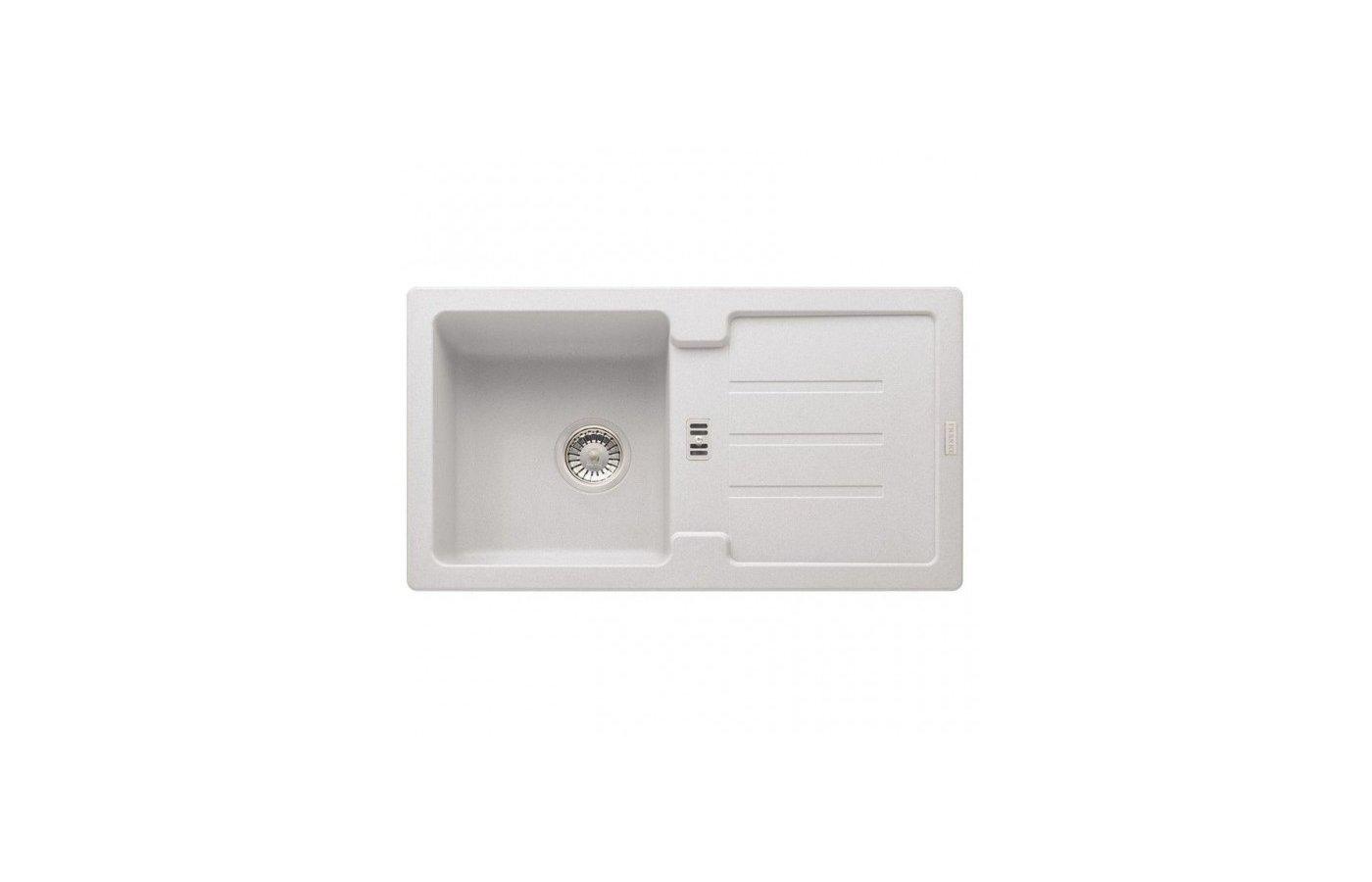 Кухонная мойка FRANKE Strata 614-78 белый