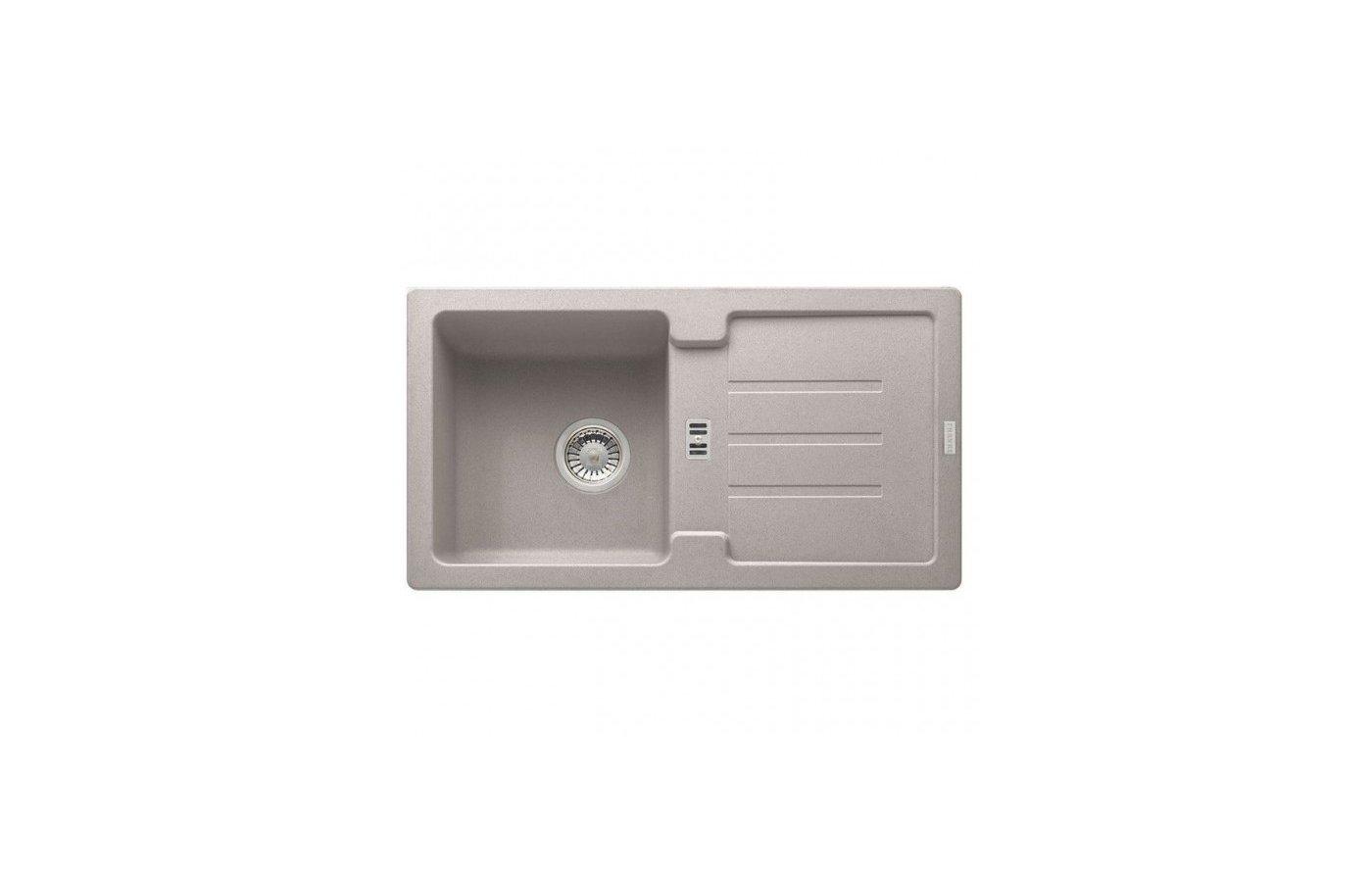 Кухонная мойка FRANKE Strata 614-78 серебристый